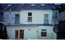 Extensiona and renovation - Carmarthen