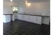 Fitted Kitchen and tiling - Puncheston